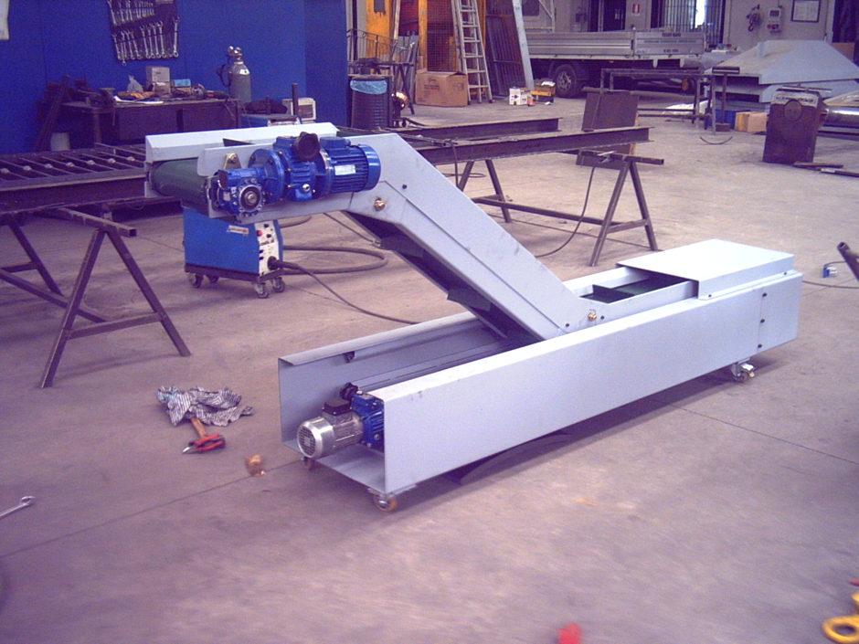 Carpenteria in ferro e acciaio