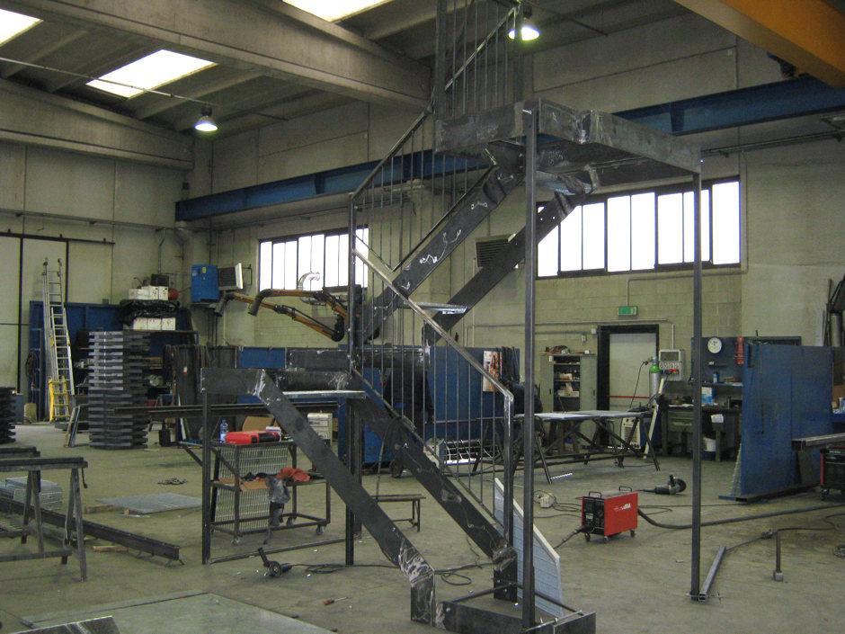 Produzione scale