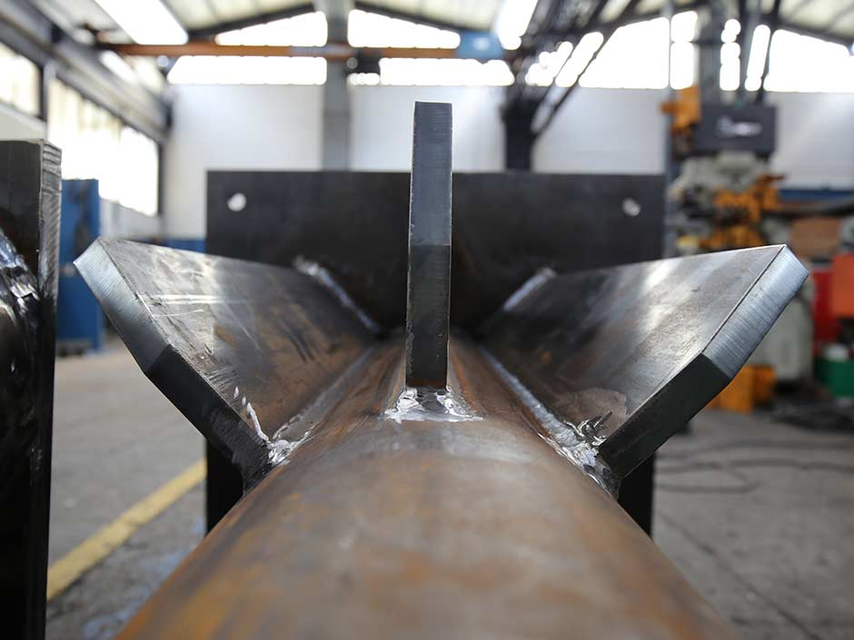 Carpenteria industriale Pesante