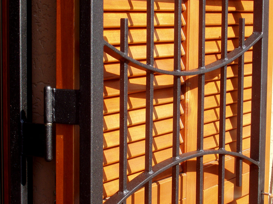 Inferriate di sicurezza per la casa