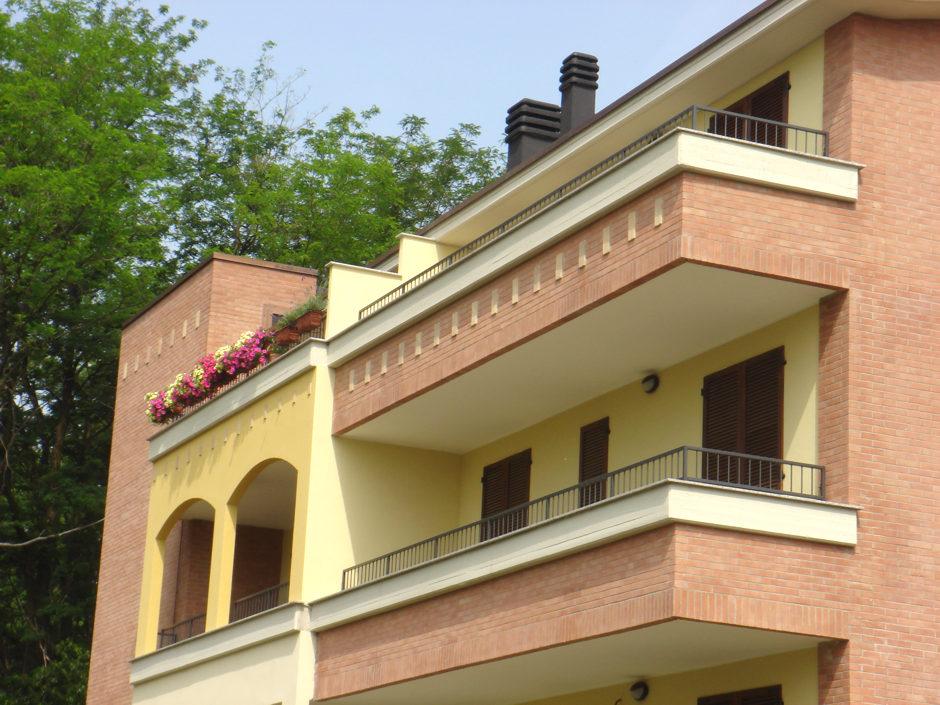 Balconi Parapetti in ferro