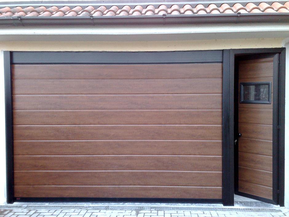 Porte e portoni sezionali da garage